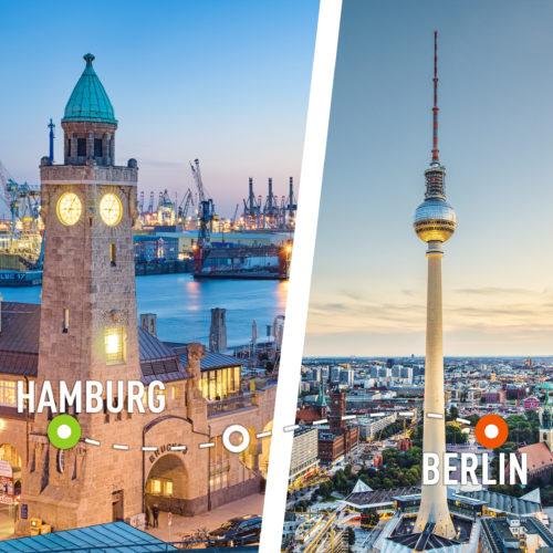Streckentest: Hamburg-Berlin mit BlaBlaCar