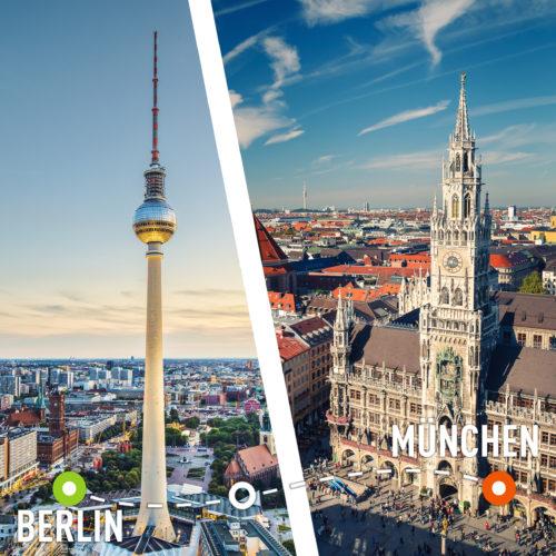 Streckentest: Berlin-München mit BlaBlaCar