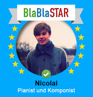 BlaBlaStar Nicolai