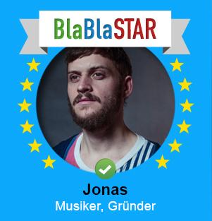 BlaBlaStar Jonas