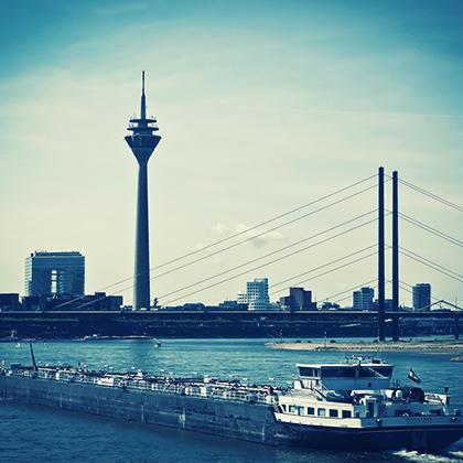 Wochenendtrip nach Düsseldorf