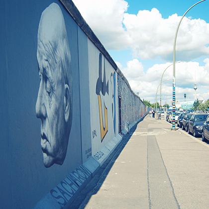 Wochenendtrip nach Berlin – 25 Jahre Mauerfall