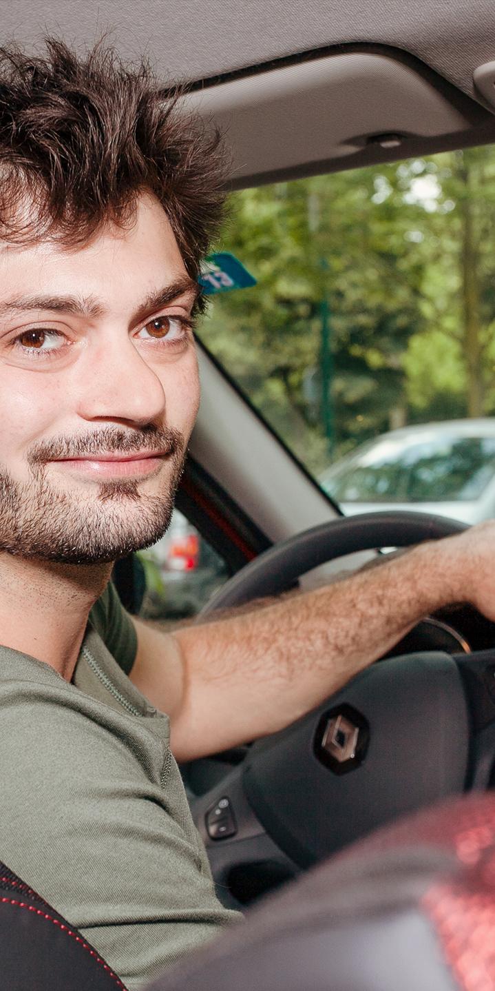Do's & Dont's für Fahrer