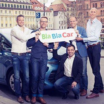 BlaBlaCar übernimmt mitfahrgelegenheit.de und mitfahrzentrale.de