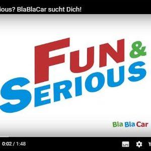 Traumjobs bei BlaBlaCar