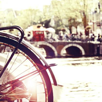 Ein Wochenendtrip nach Amsterdam