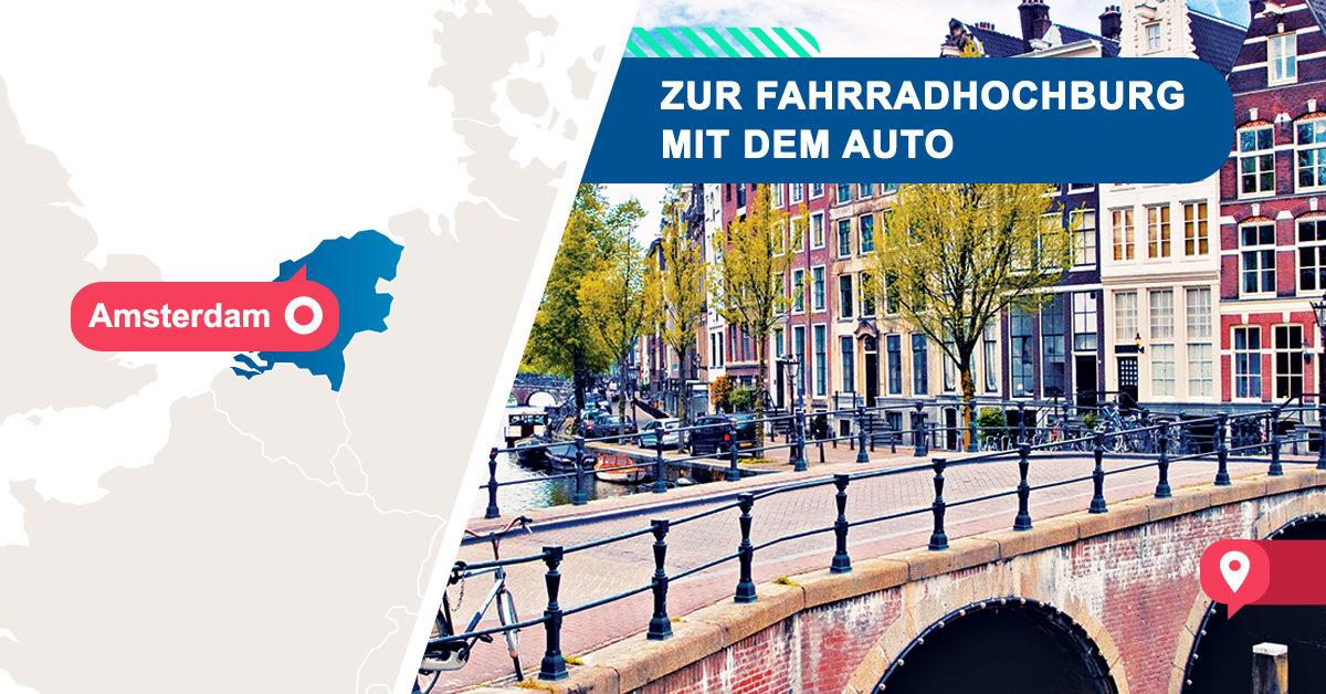 Sehenswürdigkeiten Amsterdam