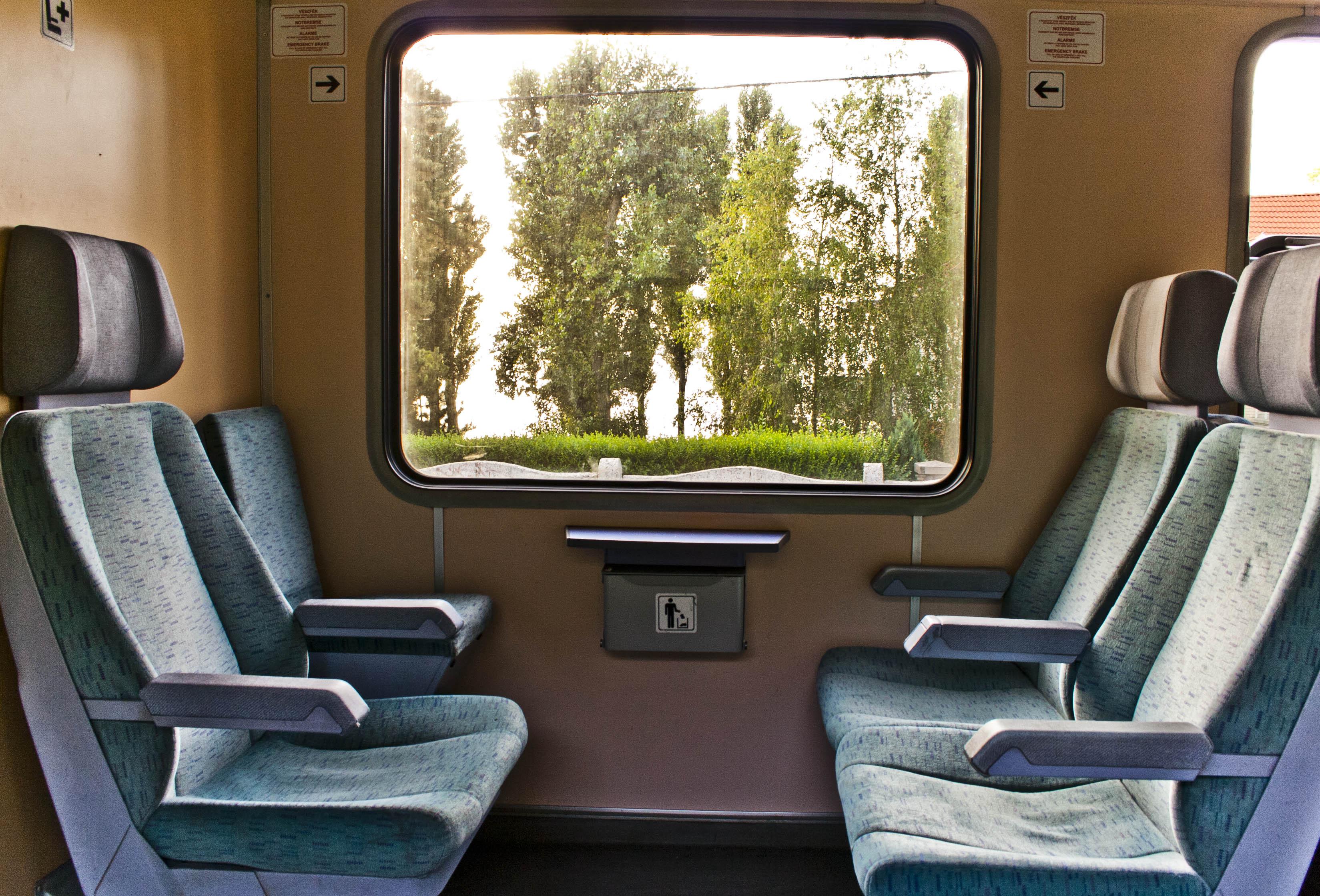 Bahnfahren in Prag