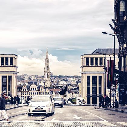 Ein Wochenendtrip nach Brüssel