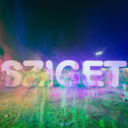 Mitfahrgelegenheit zum Sziget Festival