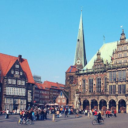 Ein Wochenendtrip nach Bremen