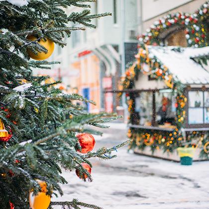 Weihnachtsmärkte – Oh du schöne Winterzeit…