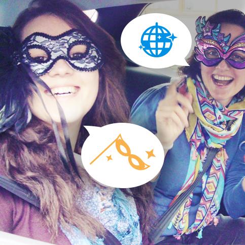 Mitfahrgelegenheit zum Karneval – die fünfte Jahreszeit