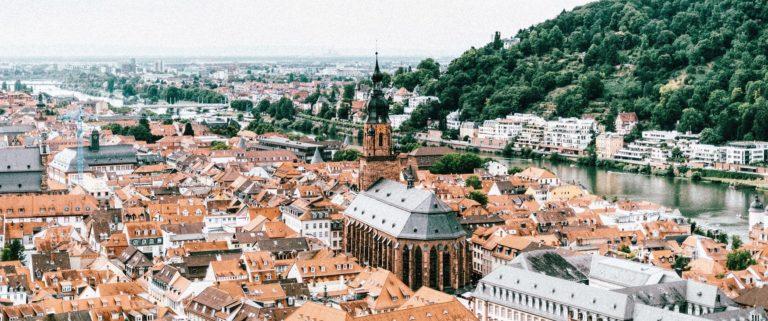 Wochenendtrip Heidelberg