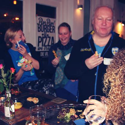 BlaBlaTime in Kiel 09.02.2016