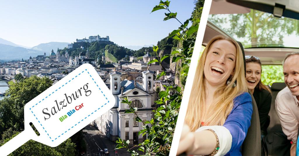 Wochenendtrip nach Salzburg mit BlaBlaCar