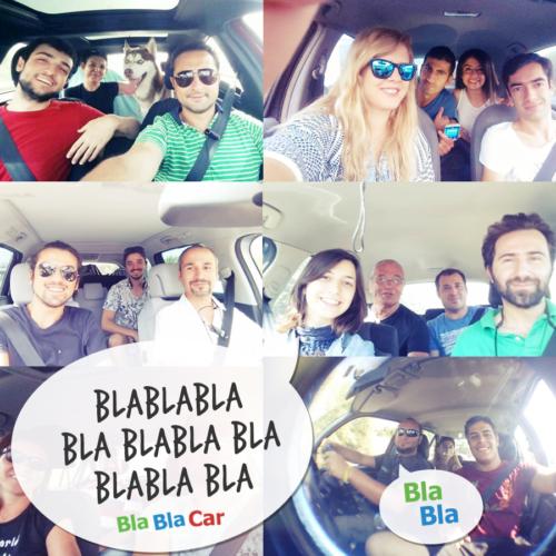 BlaBlaCar'ın adı nereden geliyor?