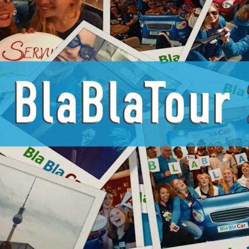 O BlaBlaTour 2016 está chegando