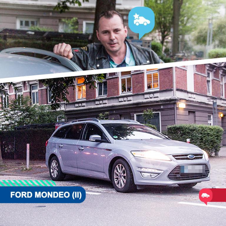 Mitfahr-Auto des Monats: Ford Mondeo (der zweite)