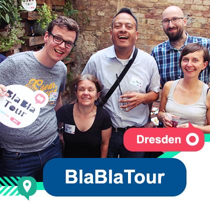BlaBlaCar-Mitgliedertreffen in Dresden am 28. Juni 2016