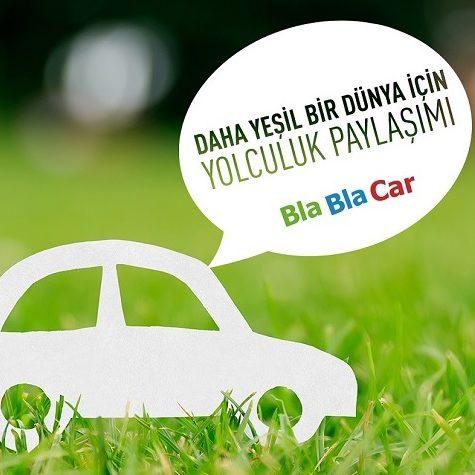 BlaBlaCar Çevre