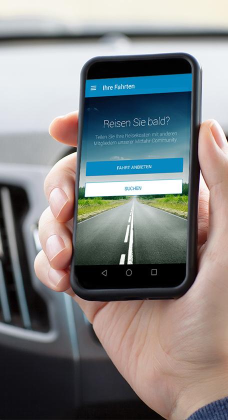 Die BlaBlaCar-App bringt Leben ins Auto – im Handumdrehen