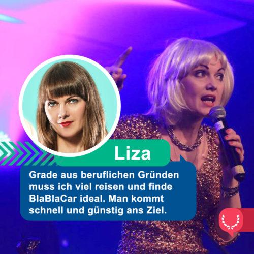 BlaBlaStar Liza