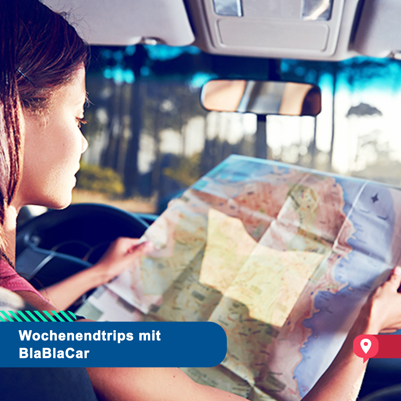 Zum Flughafen MUC mit BlaBlaCar Beitragsbild