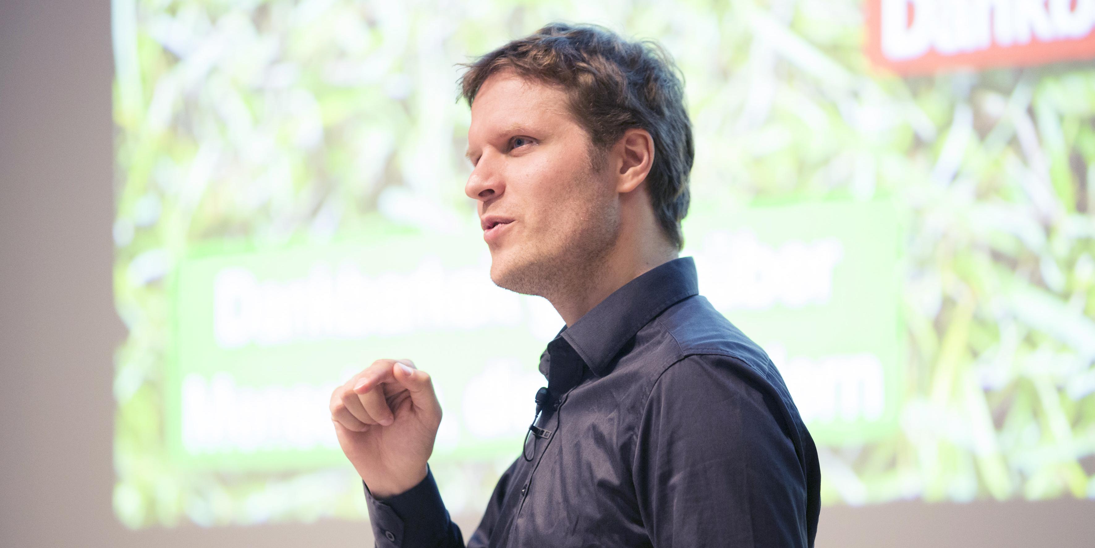 Vortrag Mentalstärke - Michael Tomoff