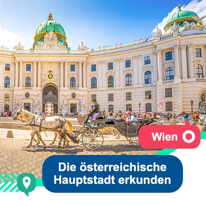 Sehenswürdigkeiten in Wien: die Top 5