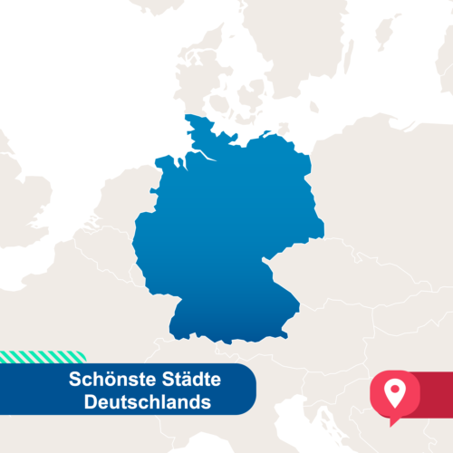 Schönste Städte Deutschland – mit BlaBlaCar auf Entdeckungsreise
