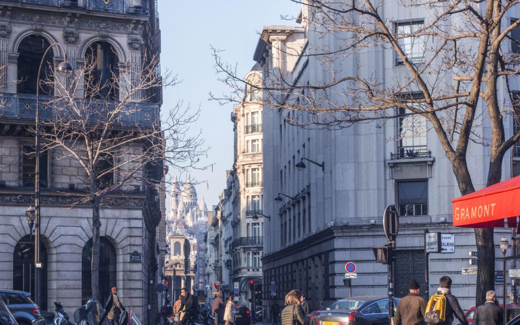Sehenswurdigkeiten Paris montmartre