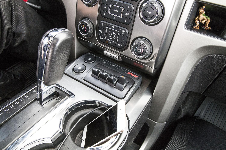 Mitfahr-Auto Ford Raptor
