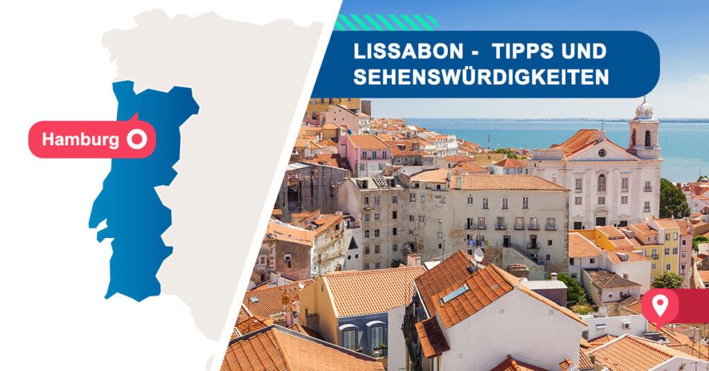 Sehenswürdigkeiten Lissabon
