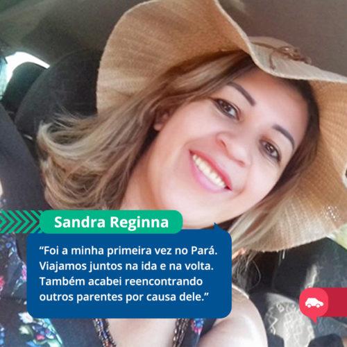 Conheça a história da Sandra, que reencontrou seu primo viajando de BlaBlaCar