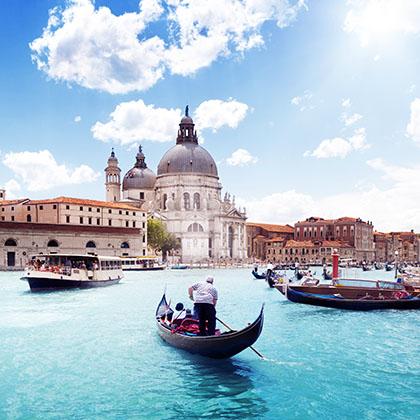 Sehenswürdigkeiten in Venedig: die Top 5