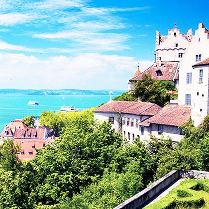 Sehenswürdigkeiten am Bodensee – mit BlaBlaCar zum Schwäbischen Meer