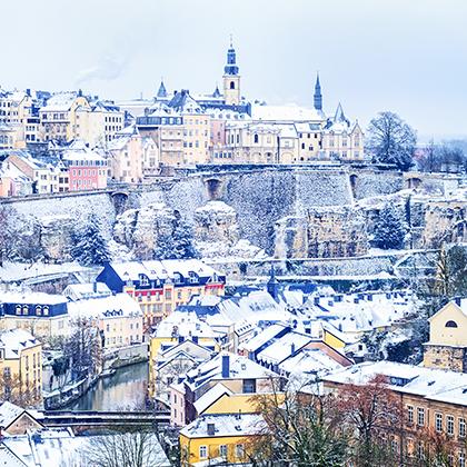 Ein Wochenendtrip nach Luxemburg!