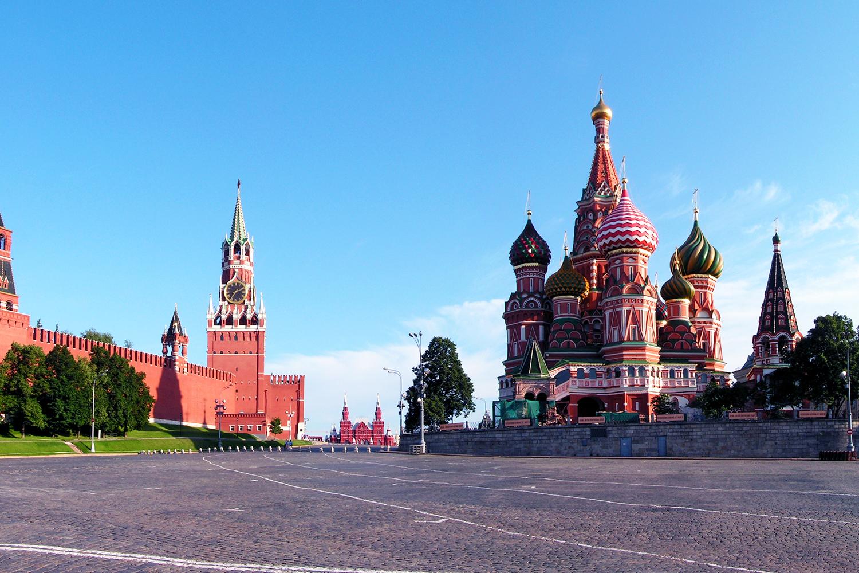 Sehenswürdigkeiten Moskau