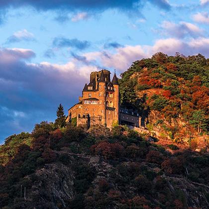 Die besten Tipps – die interessanten Burgen am Rhein entdecken