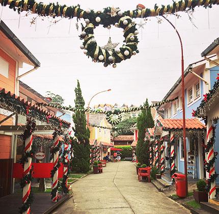 5 cidades brasileiras com as melhores festas de Natal