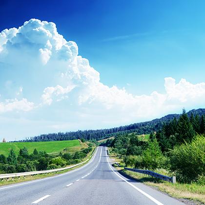 Mit BlaBlaCar über die Autobahn A9