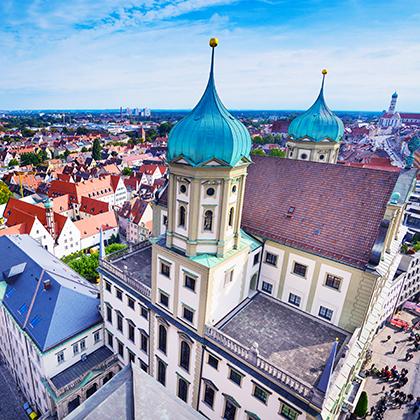 Wochenendtrip mit BlaBlaCar – Städtereise nach Augsburg