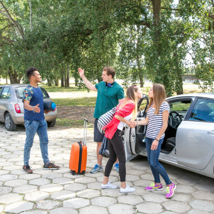 5 dicas para escolher o ponto de encontro da sua viagem