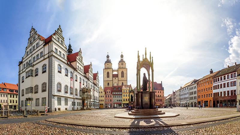 Lutherstadt Wittenberg Reformationstag 2017