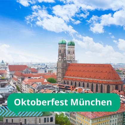 BlaBlaCar schnappen und zum Oktoberfest nach München!