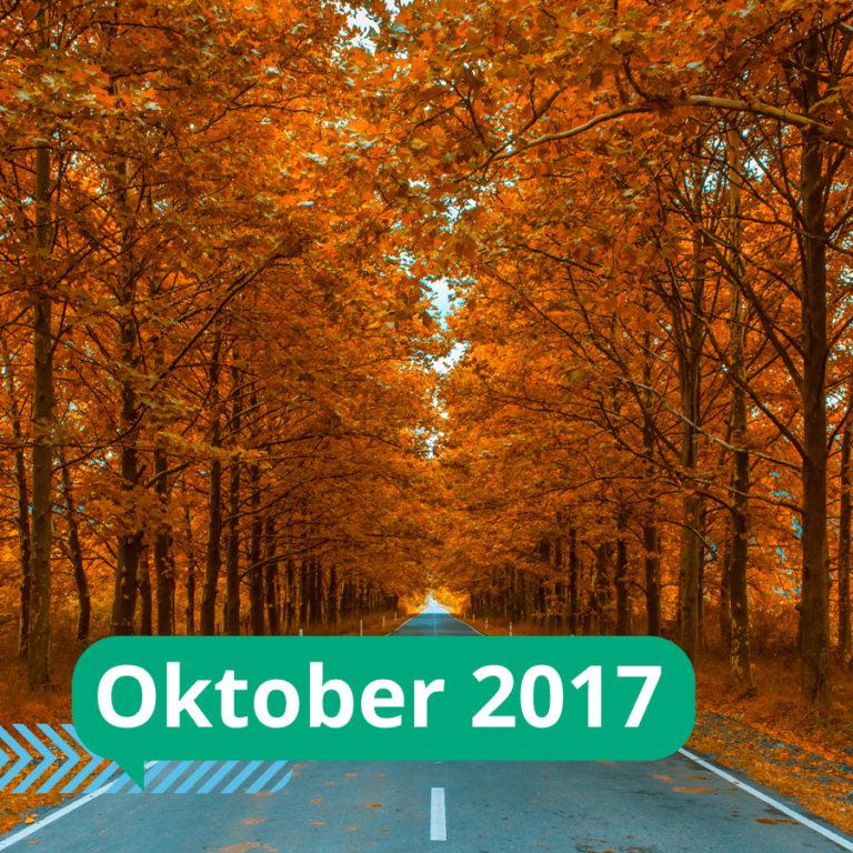 2 Feiertage? Die besten Reiseziele im Oktober!