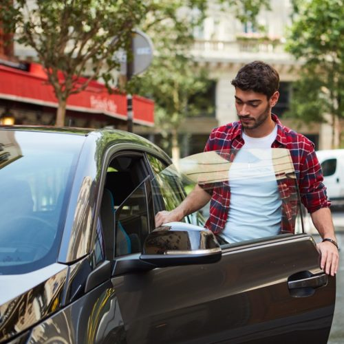 BlaBlaCar in Kooperation mit Axa