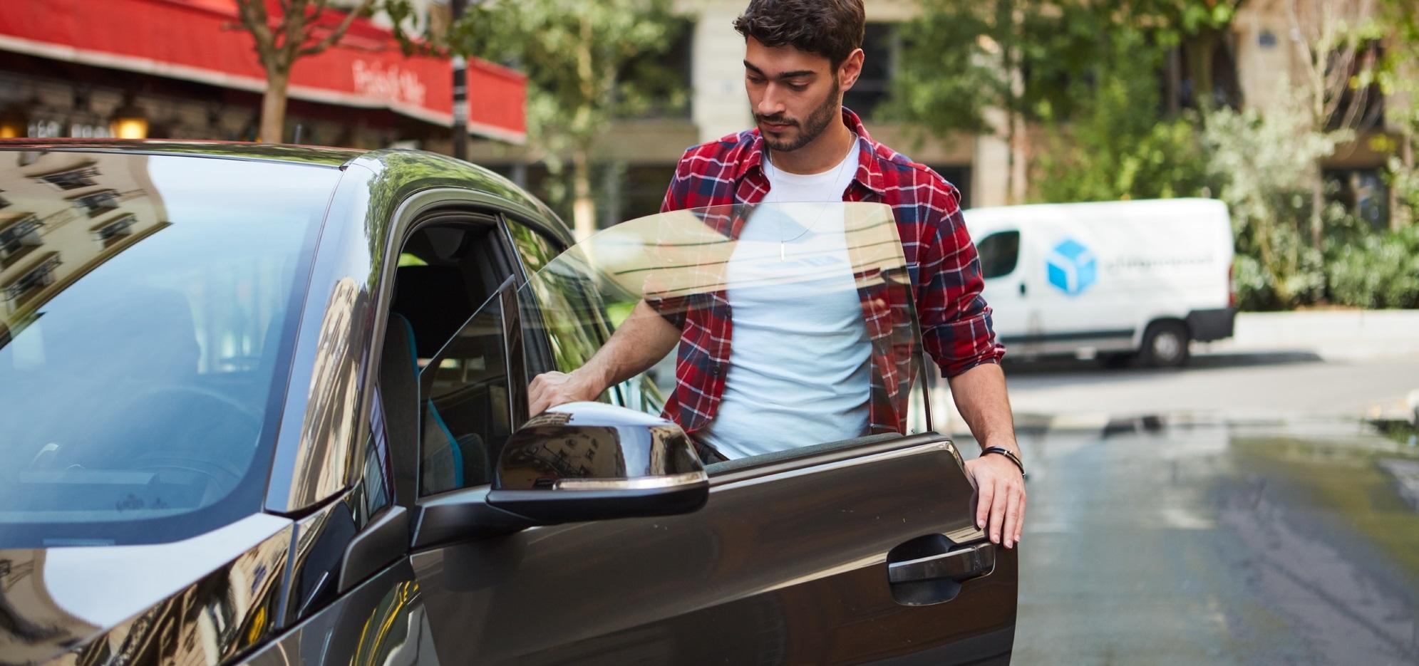 BlaBlaCar in Kooperation mit Axa