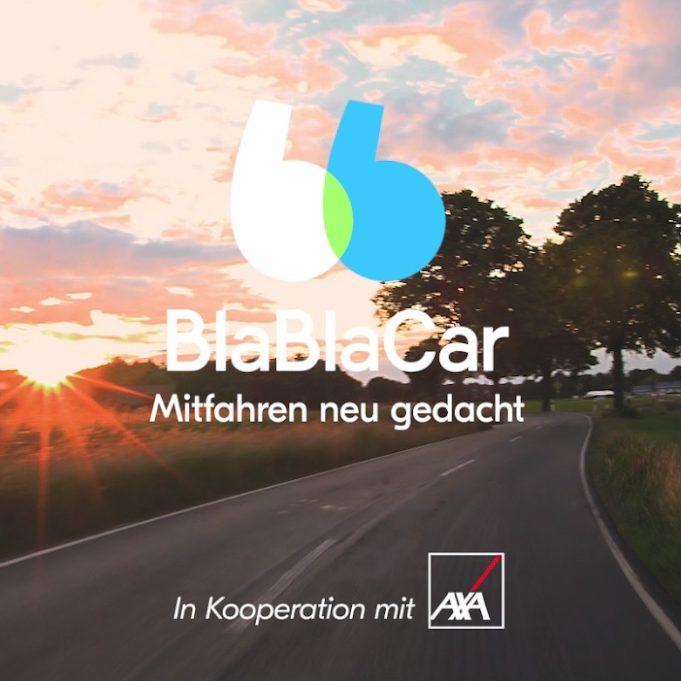 """""""Mitfahren neu gedacht"""": die neue TV-Kampagne von BlaBlaCar"""